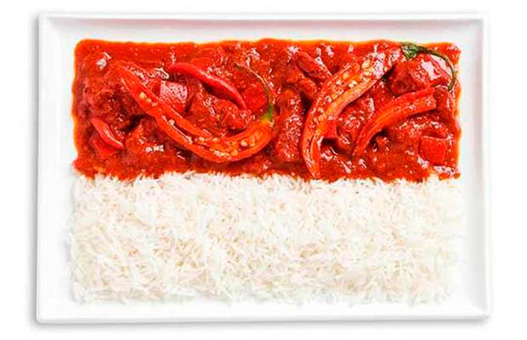 14-indonesia-flag-made-from-food-Spicy-curries-and-rice_Sambal